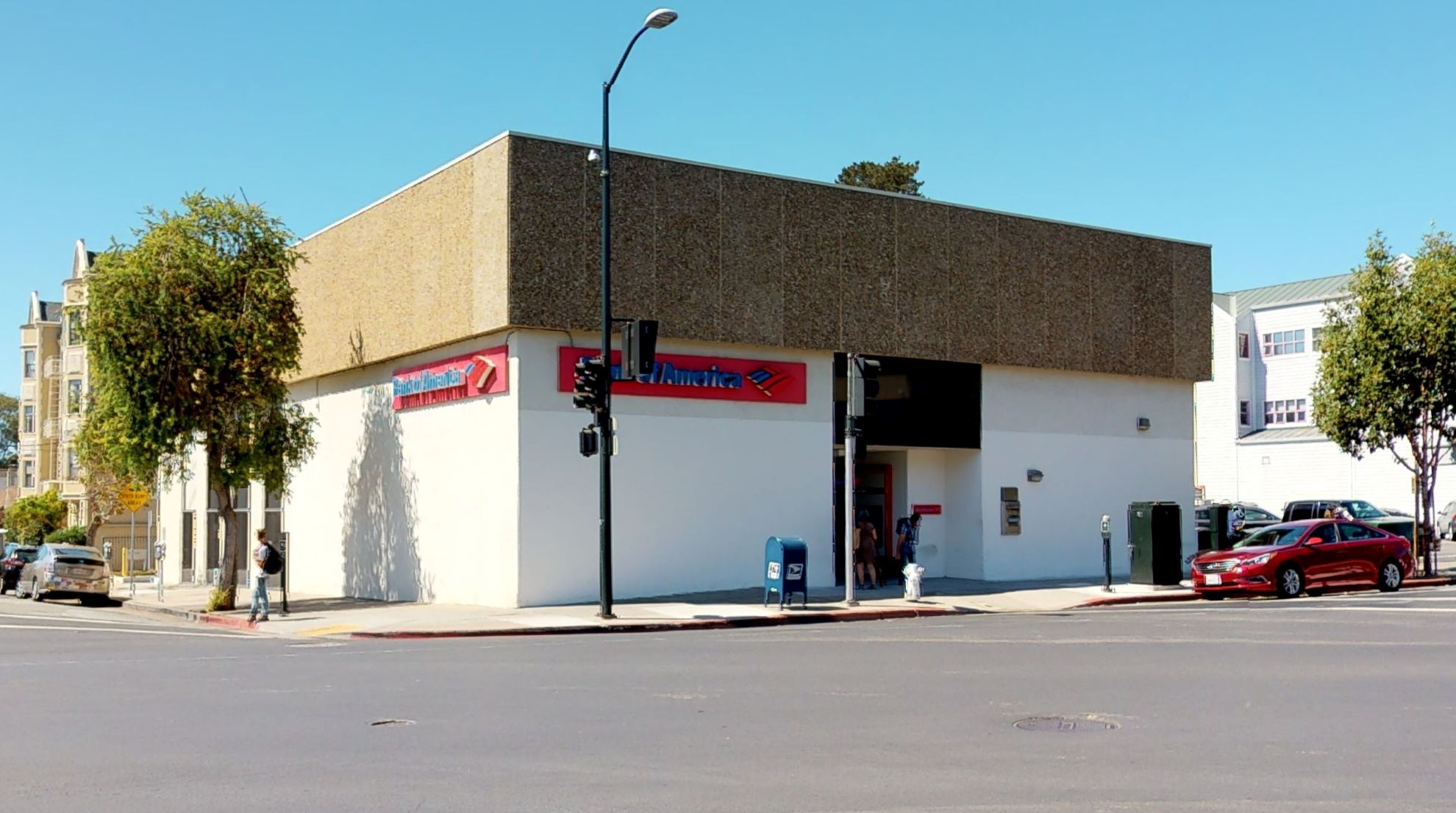 Bank of America financial center with walk-up ATM | 6201 College Ave, Oakland, CA 94618