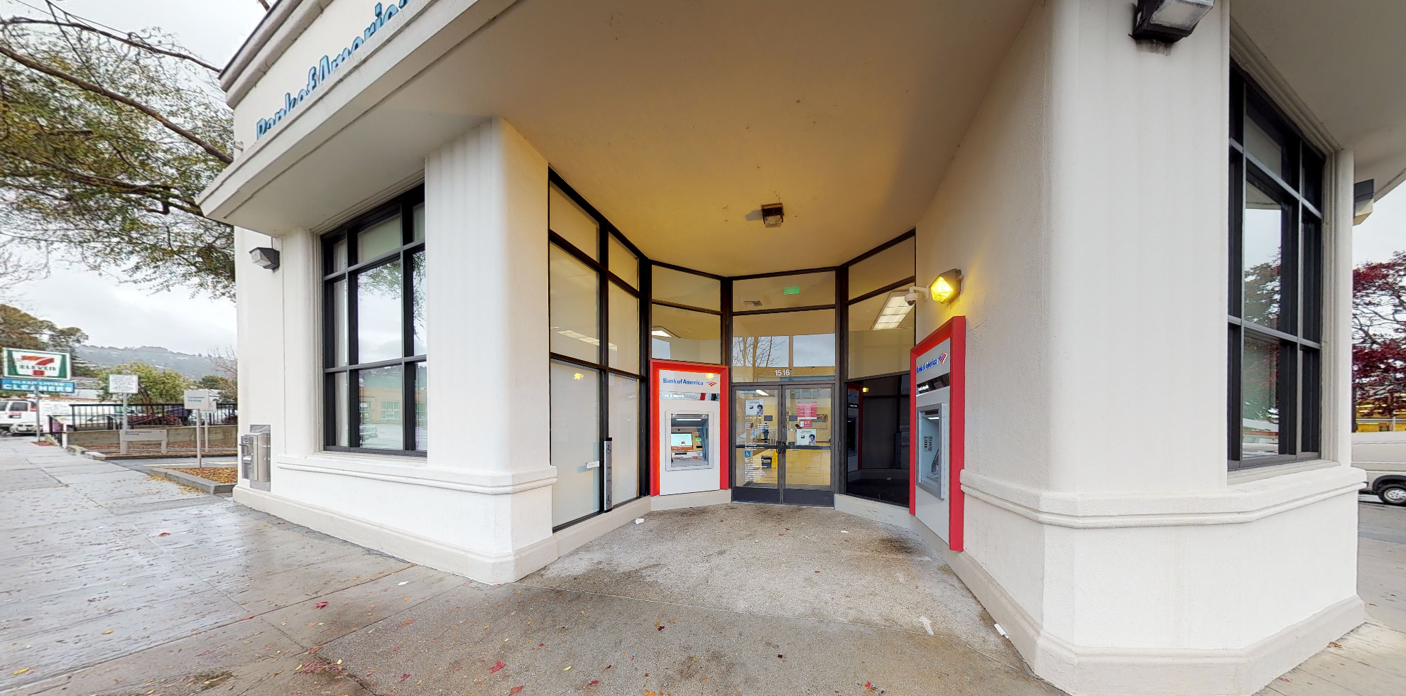 Bank of America financial center with walk-up ATM | 1516 Solano Ave, Albany, CA 94707