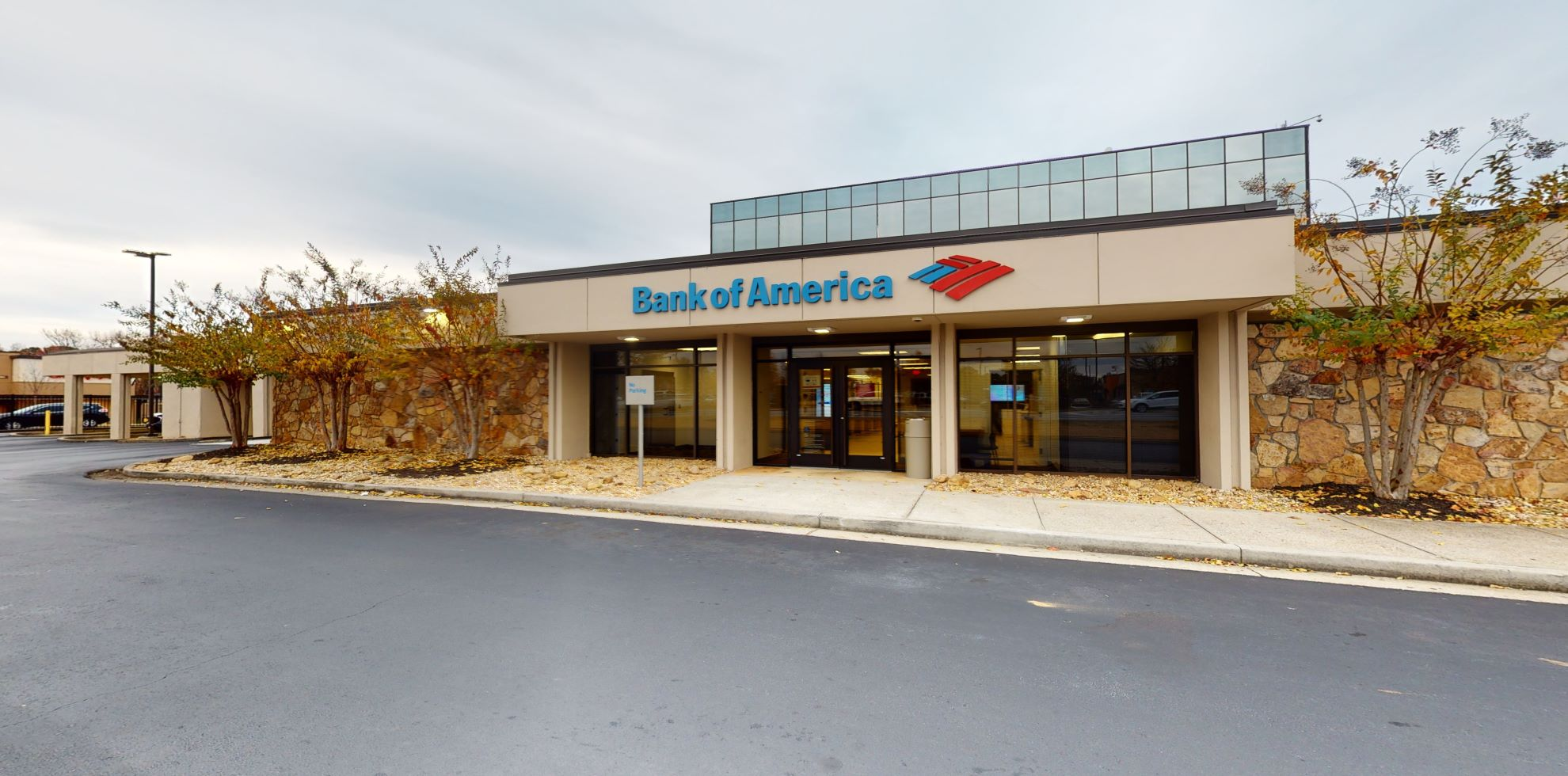 Bank of America financial center with drive-thru ATM and teller | 1540 Highway 138 SE, Conyers, GA 30013