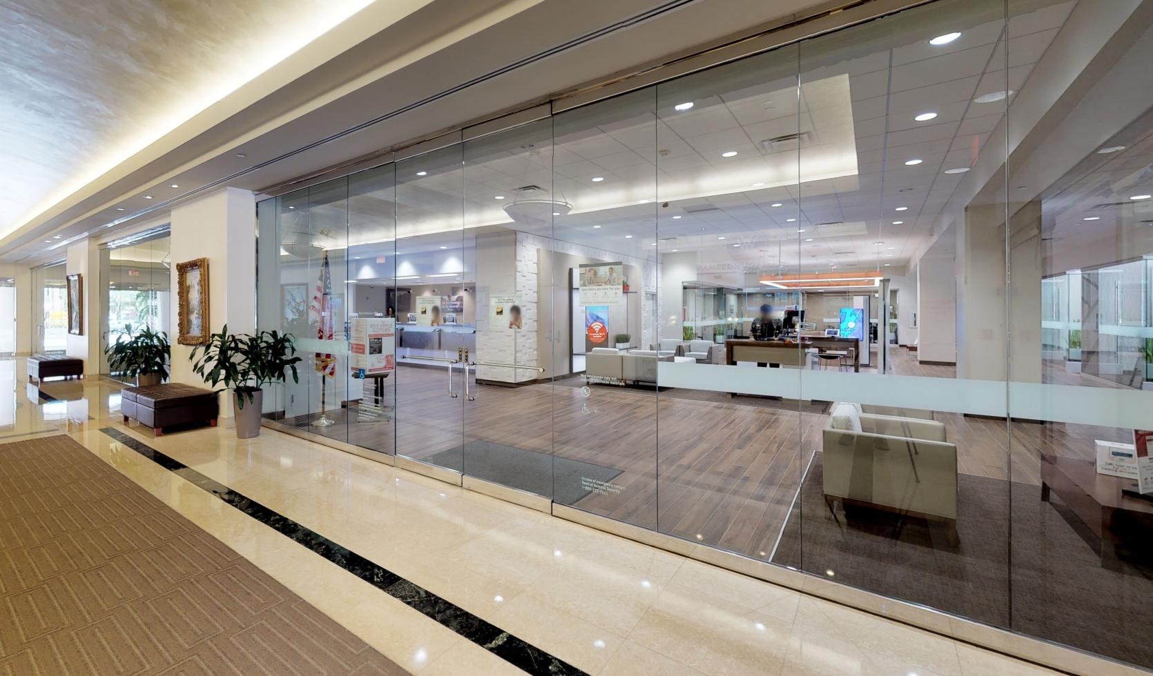 Bank of America financial center with drive-thru ATM   150 E Palmetto Park Rd STE 106, Boca Raton, FL 33432
