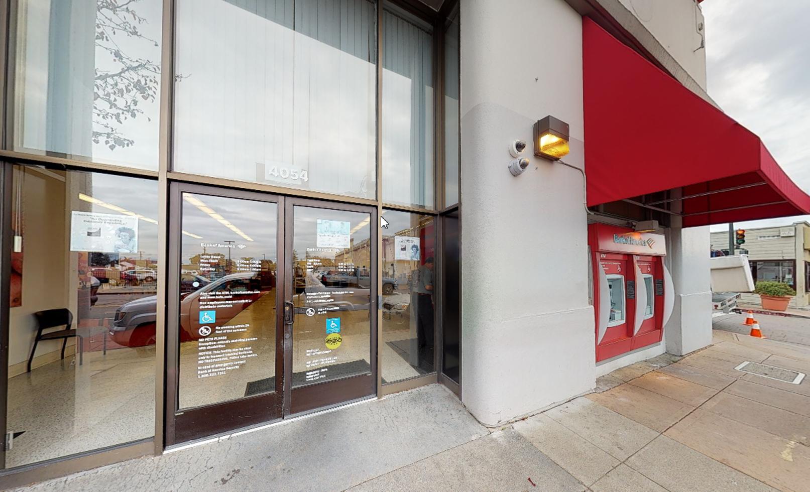 Bank of America financial center with walk-up ATM | 4054 MacArthur Blvd, Oakland, CA 94619