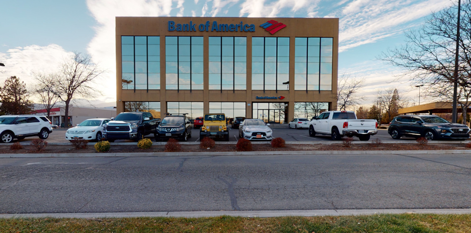 Bank of America financial center with drive-thru ATM | 5905 S Virginia St, Reno, NV 89502