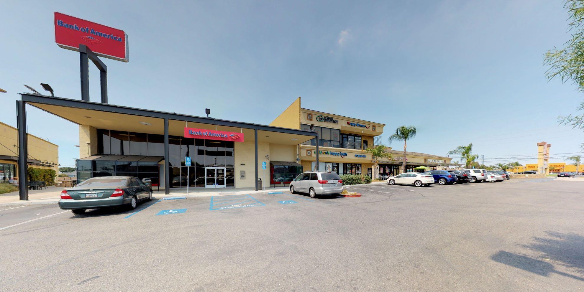 Bank of America financial center with walk-up ATM | 12231 La Mirada Blvd, La Mirada, CA 90638