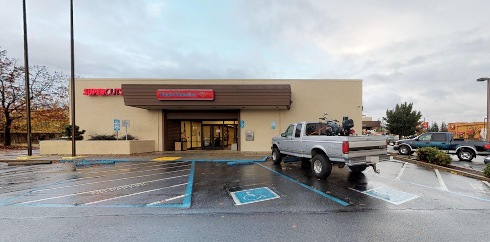 Bank of America financial center with walk-up ATM   1820 Oro Dam Blvd E, Oroville, CA 95966