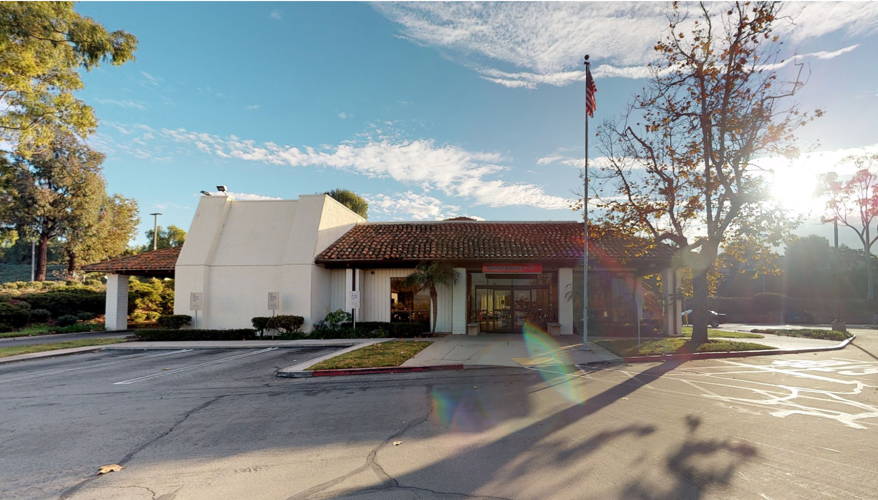 Bank of America financial center with drive-thru ATM   23711 Moulton Pkwy, Laguna Hills, CA 92653
