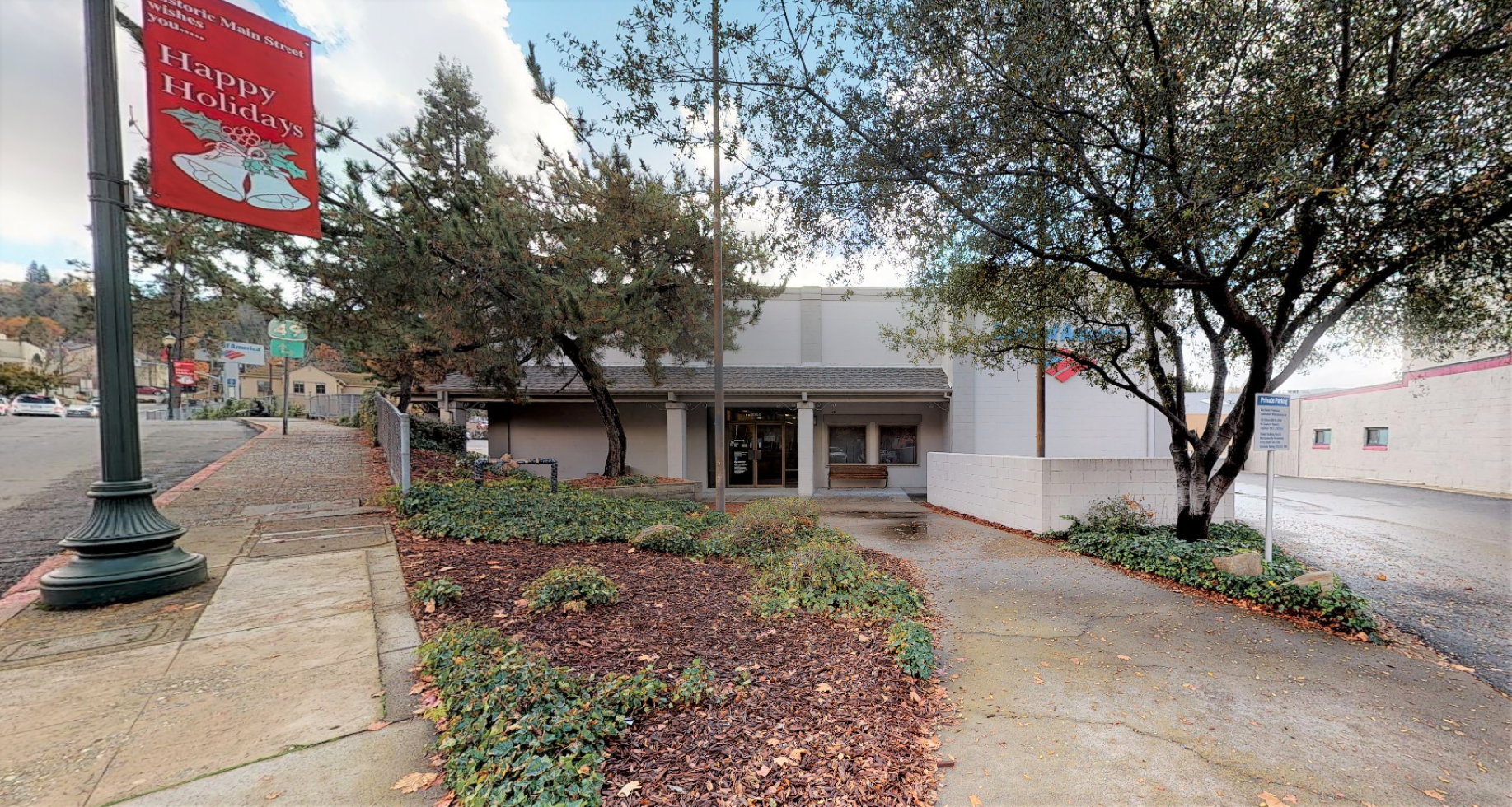 Bank of America financial center with walk-up ATM | 3044 Sacramento St, Placerville, CA 95667
