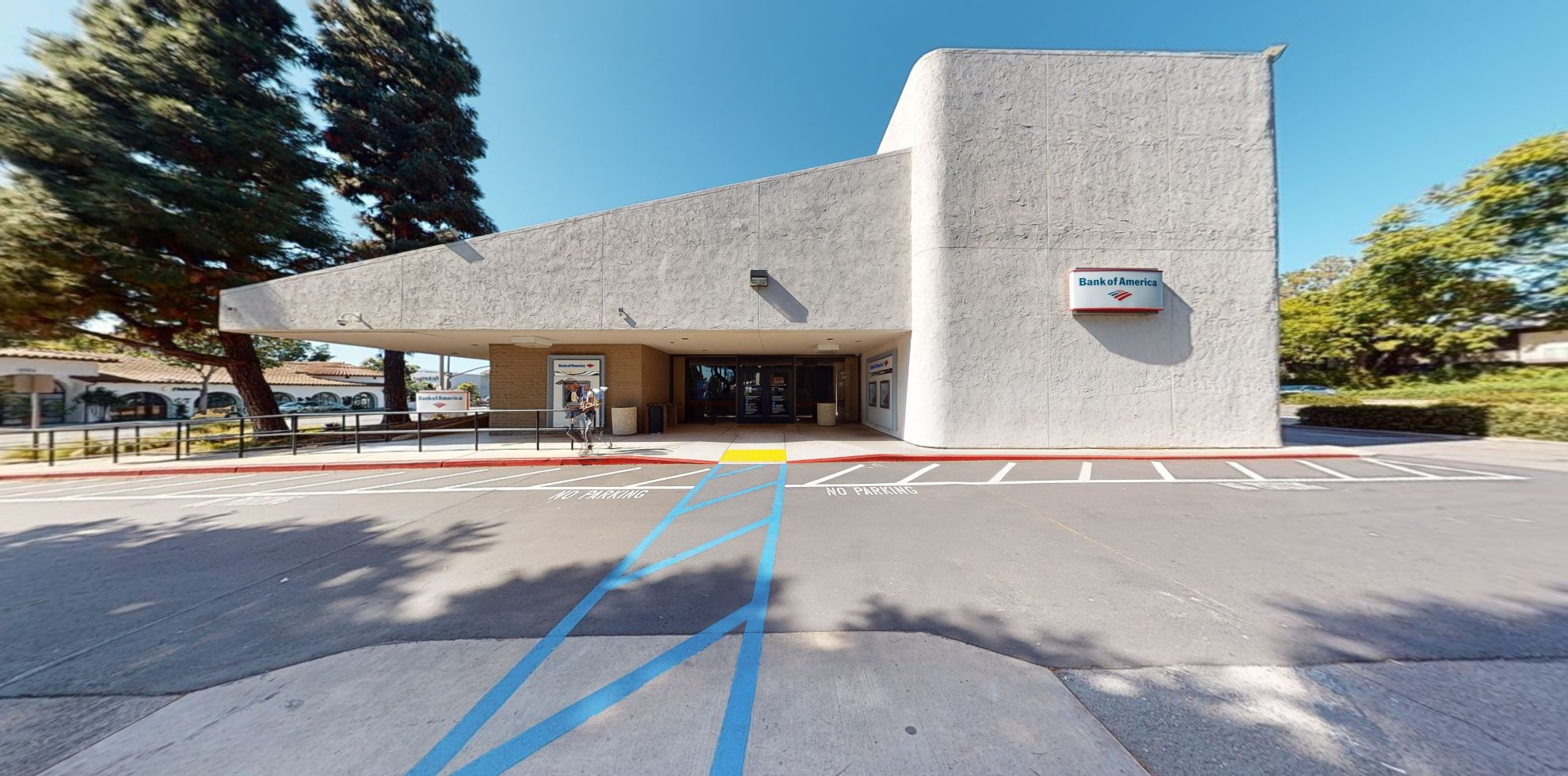 Bank of America financial center with walk-up ATM | 3790 State St, Santa Barbara, CA 93105