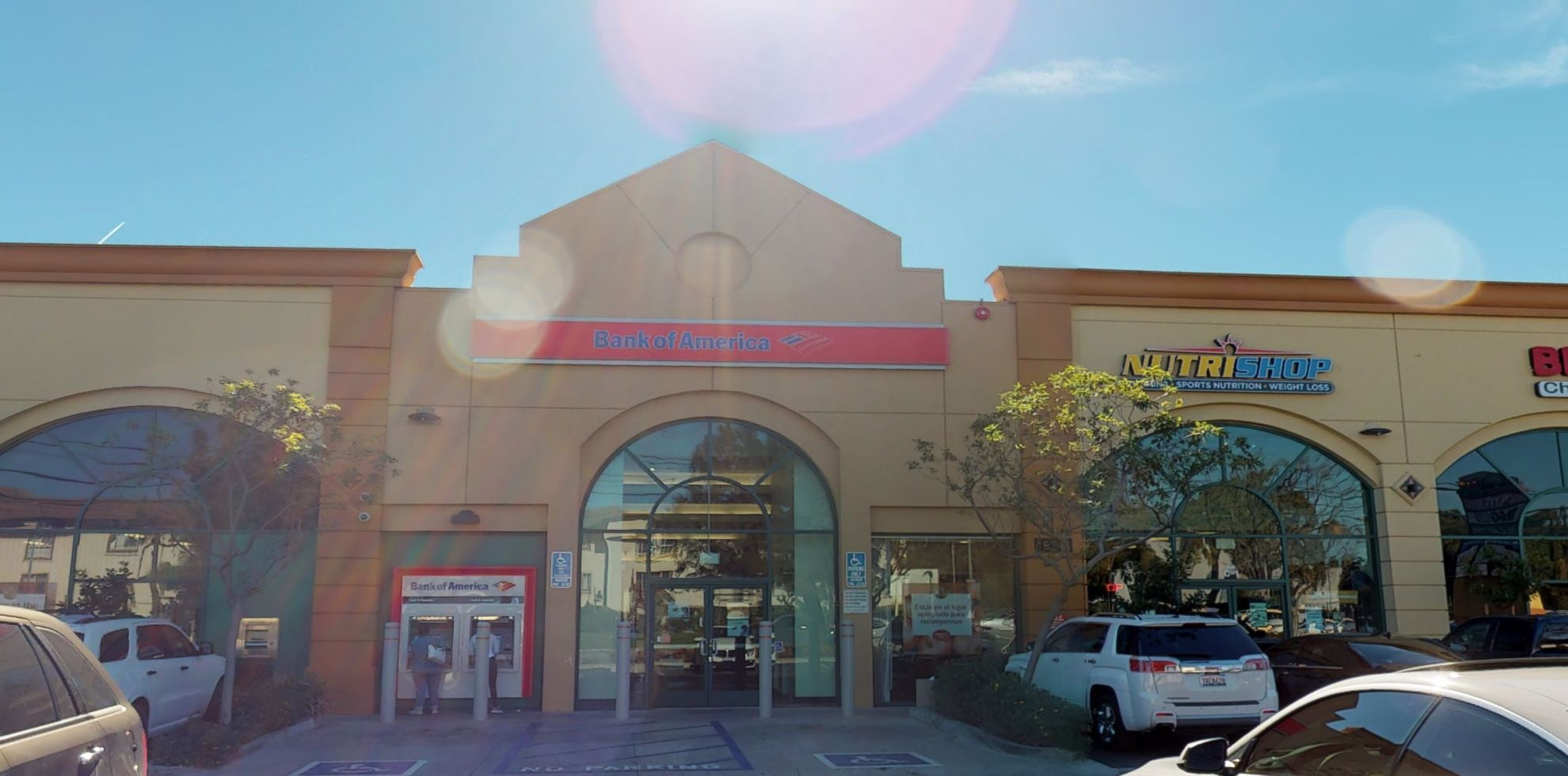 Bank of America financial center with drive-thru ATM | 19240 Nordhoff St, Northridge, CA 91324