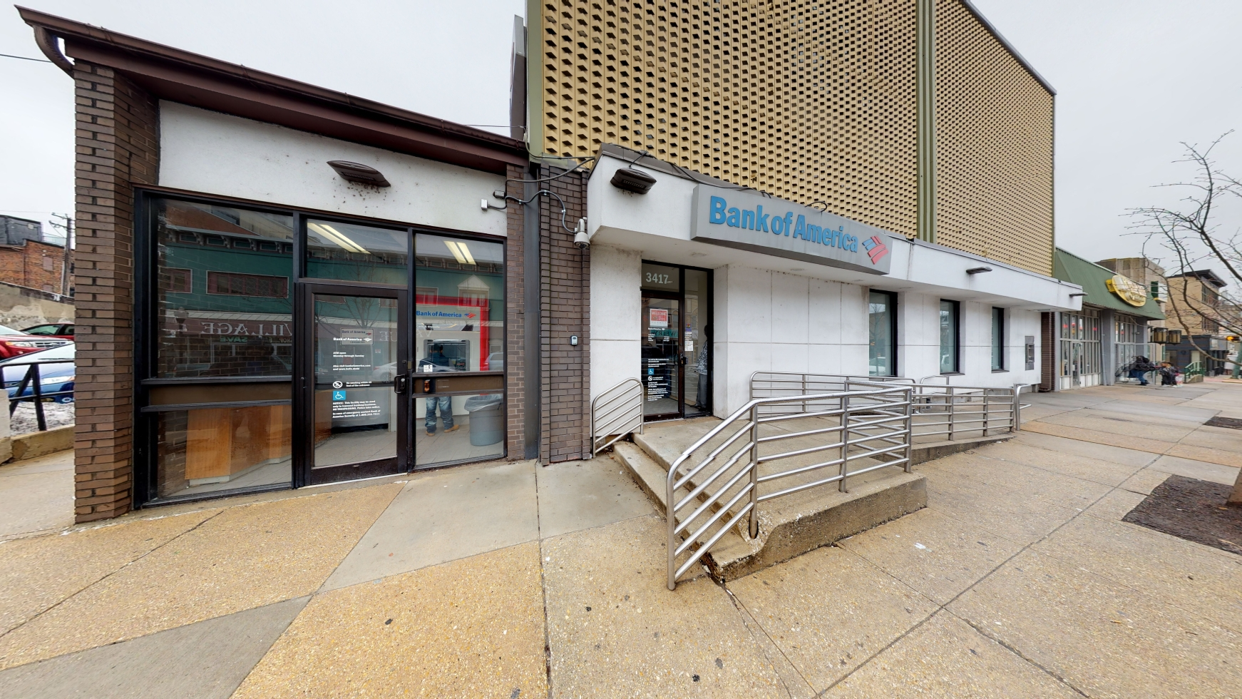 Bank of America financial center with walk-up ATM | 3415 Eastern Ave, Baltimore, MD 21224