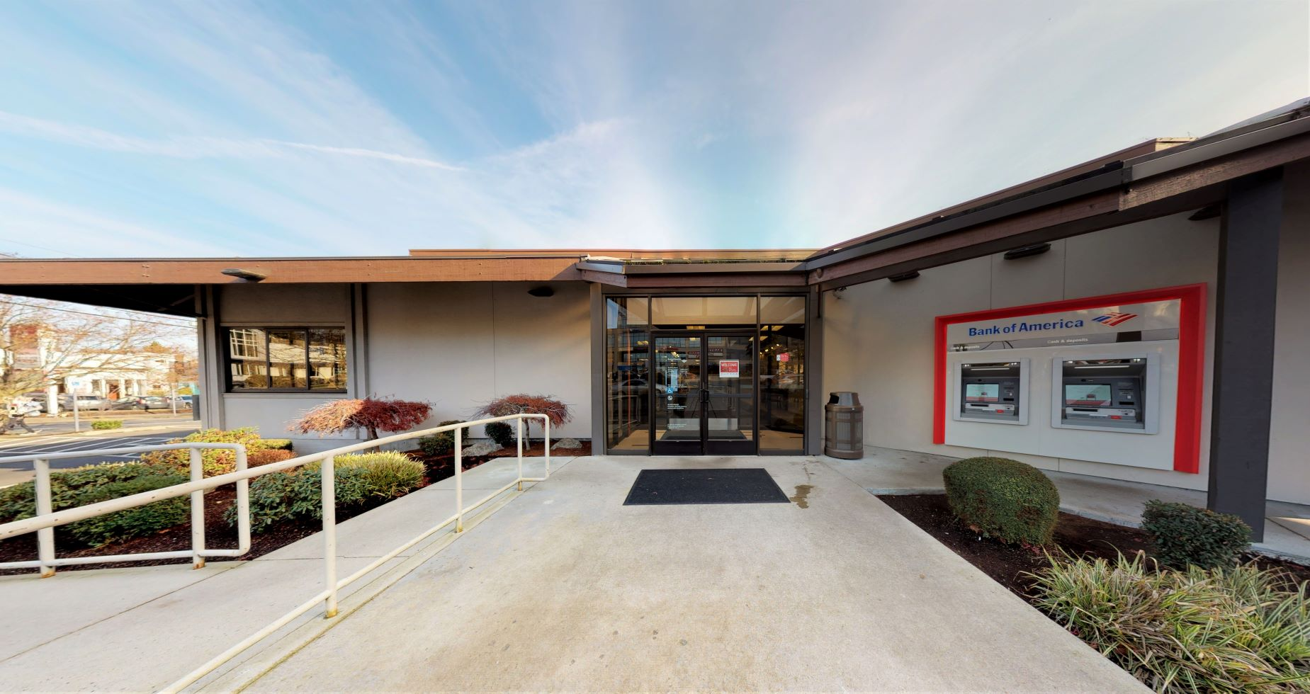 Bank of America financial center with walk-up ATM | 4001 SW Alaska St, Seattle, WA 98116