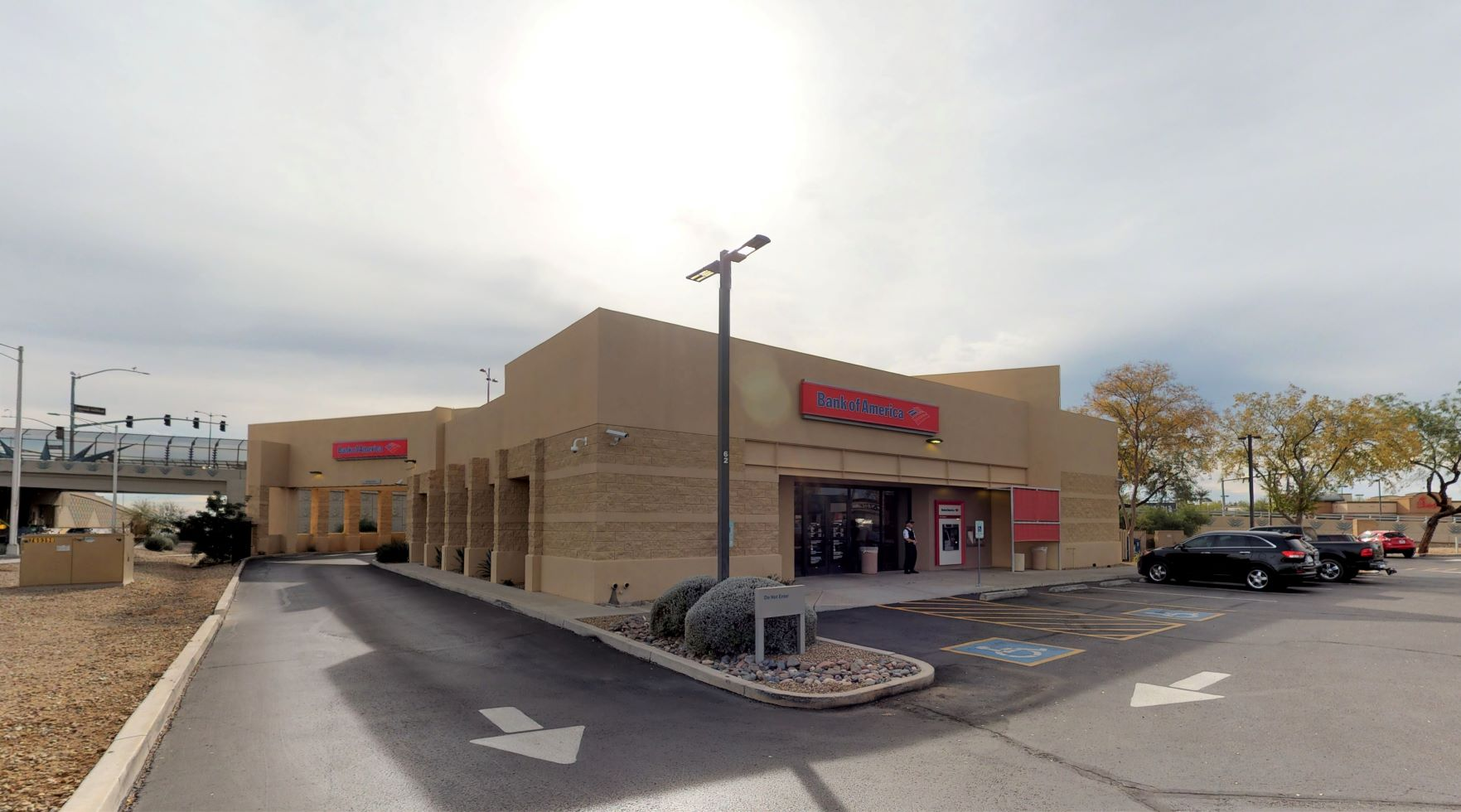 Bank of America financial center with drive-thru ATM   13702 W Bell Rd, Surprise, AZ 85374