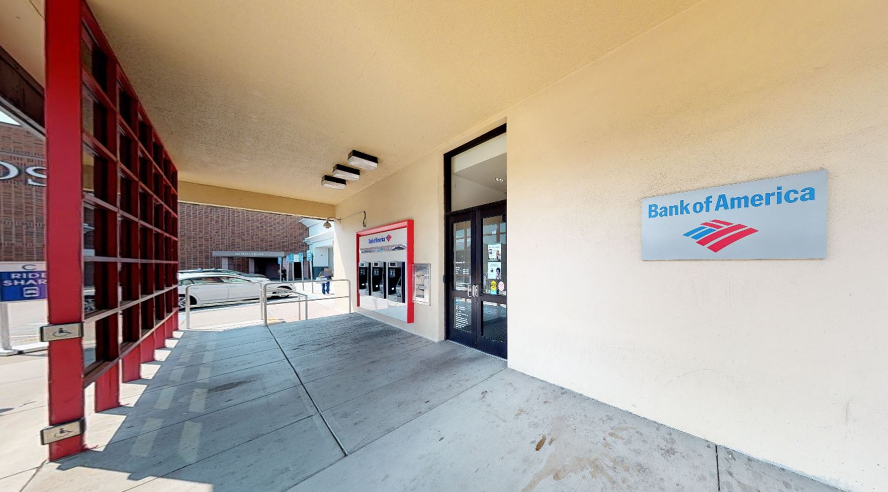 Bank of America financial center with walk-up ATM | 245 Winston Dr, San Francisco, CA 94132