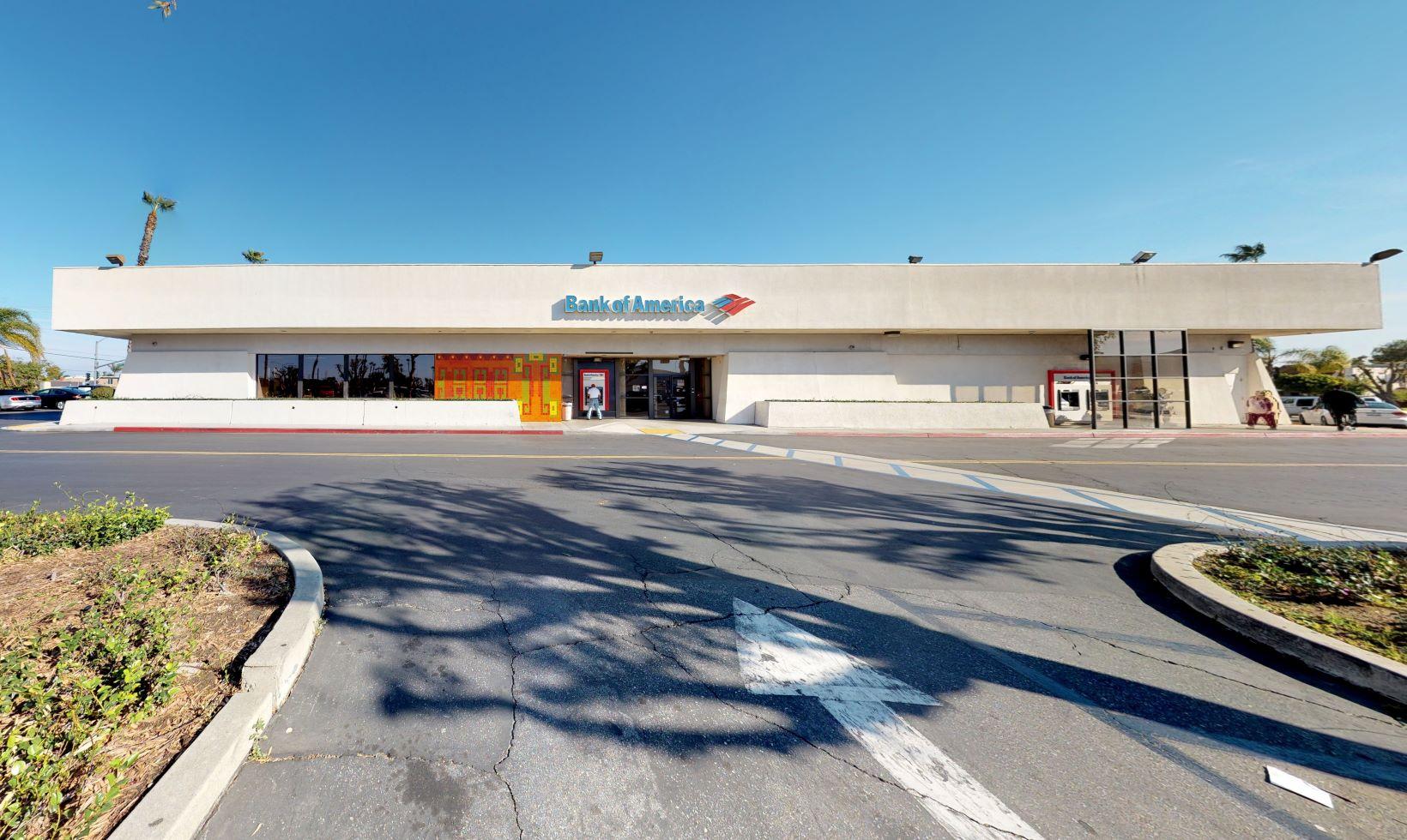 Bank of America financial center with drive-thru ATM | 870 E Del Amo Blvd, Carson, CA 90746