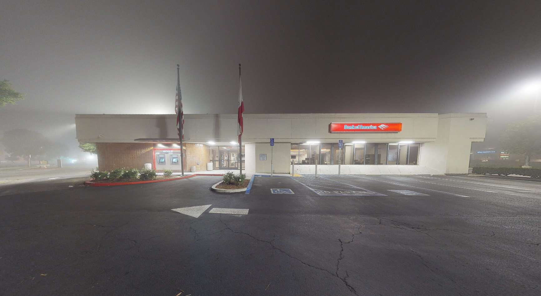 Bank of America financial center with walk-up ATM | 13341 Newport Ave, Tustin, CA 92780